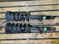 2007 LEXUS IS220 SHOCK ABSORBERS COIL SPRINGS PAIR  05-12 IS220D XE20 SHOCK